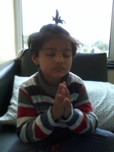 Baby Praying @http://agileopedia.com/