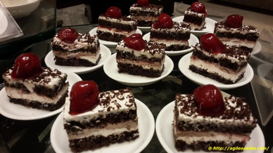 Mini Black Forest Pastries @http://agileopedia.com/
