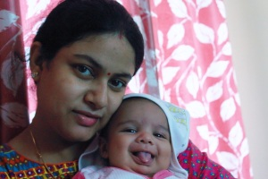 My Wife with Samarth